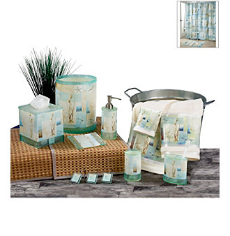 Avanti� Blue Waters Bath Collection