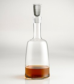 Wine Enthusiast Fusion Derby Whiskey Decanter