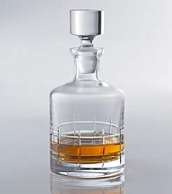 Wine Enthusiast Soho Whiskey Decanter