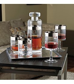 Wine Enthusiast Madison Avenue Short Stem Set of 2 Wine Glasses