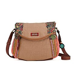 sakroots™ by The Sak® Artist Circle Fold Over Crossbody