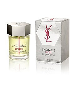 Yves Saint Laurent L'Homme Sport Fragrance Collection
