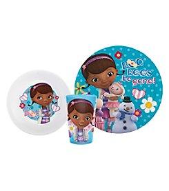 Zak Designs® Disney™ Doc McStuffin 3-pc. Dinnerware Set