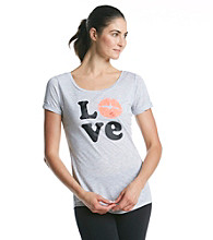Betsey Johnson® Love Lips Tee