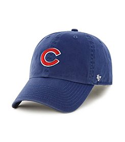 MLB® Chicago Cubs Mens 'Clean Up' Adjustable Team Hat