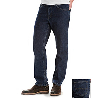 Lee® Men's Big & Tall Straight-Fit Jeans