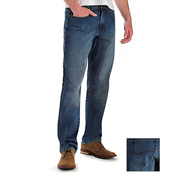 Lee® Men's Drifter Blue Big & Tall 'Premium Select' Loos