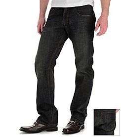 Lee® Men's Storm Rider Blue Big & Tall Relaxed Straight-Fit Jeans