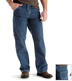 Lee® Men's Original Stone Big & Tall 'Dungarees Carpenter' Loose-Fit Jeans