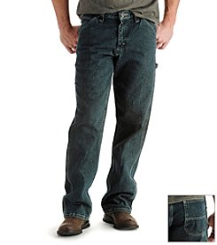 Lee® Men's Quartz Stone Big & Tall 'Dungarees Carpenter' Loose-Fit Jeans
