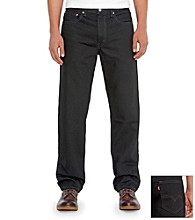 Levi's® Men's Black 550™ Relaxed-Fit Jeans