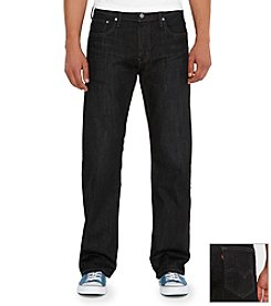 Levi's® Men's Levine Blue 569™ Loose Straight-Fit Jeans
