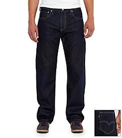 Levi's® Men's Big Sir Blue 569™ Loose Straight-Fit Jeans
