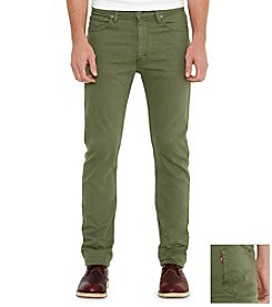 Levi's® Men's Vinyard Green 513™ Men's Slim Straight-Fit Jeans
