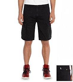 Levi's® Men's Black Twill Ace Cargo Shorts