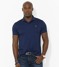 Polo Ralph Lauren® Men's Big & Tall Short Sleeve 'Soft-Touch' Polo