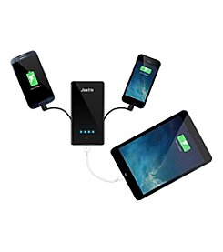 JUSTIN by Innovative Technology Power Bank with Connectors