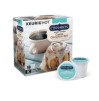 Keurig® Cinnabon Classic Cinnamon Roll Coffee 18-ct. K-Cup Pods