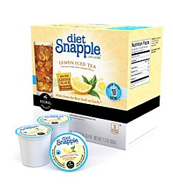Keurig Snapple® Diet Lemon Iced Tea 16-pk. K-Cup® Portion Pack