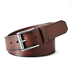 Fossil® Men's Dark Brown Leather Belt