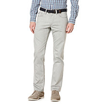 Perry Ellis® Men's Gull Grey 5 Pocket Denim Jeans