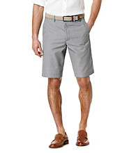 Perry Ellis® Men's Dressy Mini Flatfront Shorts