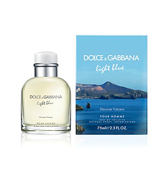 Dolce & Gabbana Light Blue Discover Vulcano Limited Edition