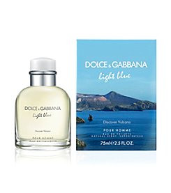 Dolce&Gabbana Light Blue Discover Vulcano Limited Edition Fragrance Spray