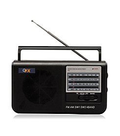 QuantumFX AM/FM High Powered Radio