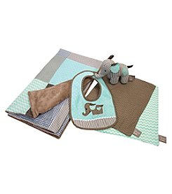 Trend Lab 5-pc. Cocoa Mint Gift Set