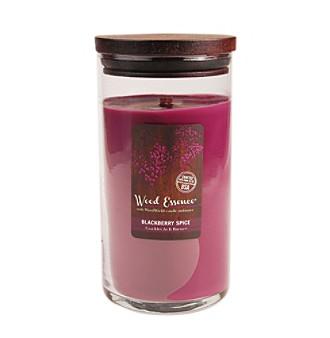 Wood Essence™ 17.5-oz. Blackberry Spice Candle