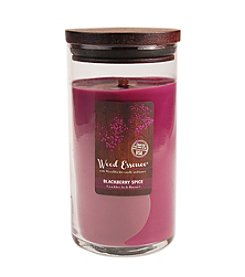 WoodWick® Blackberry Spice Candle