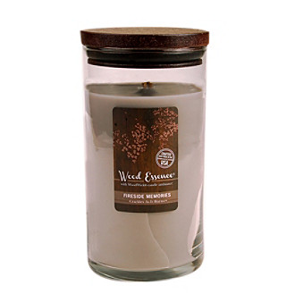 Wood Essence™ 17.5-oz. Fireside Memories Candle