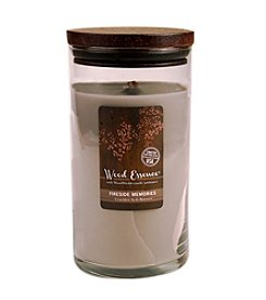 WoodWick® Fireside Memories Candle