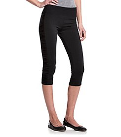Marc New York® Performance Ruched Crop Legging
