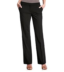 Anne Klein® Straight Leg Pants