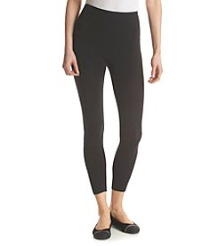 ASSETS® Red Hot Label™ by Spanx Black Capri Shaping Leggings