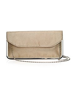 La Regale® Mesh Envelope Clutch