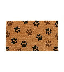 John Bartlett Pet Paw Welcome Mat