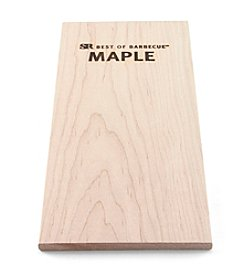 Charcoal Companion® Maple Wood Grilling Plank