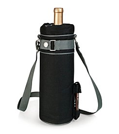 Picnic Time® Insulated Wine Sack with Corkscrew