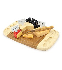 Picnic Time® Delio Cutting Board with Tool Nooks