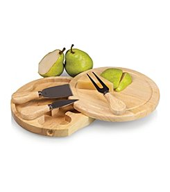 Picnic Time® Brie Cutting Board and Cheese Tool Set