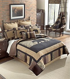 Donna Sharp® Camo Bear Quilt Collection