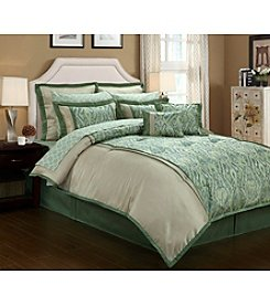 Beatrice Home Fashions Topaz 12-pc. Comforter Set
