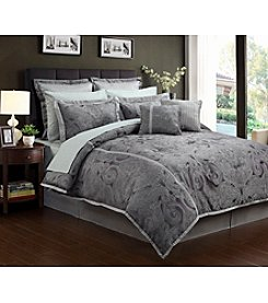 Beatrice Home Fashions Veronique 12-pc. Comforter Set