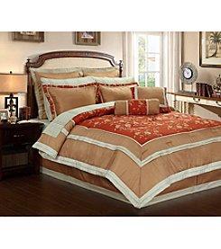 Beatrice Home Fashions Josephine 12-pc. Comforter Set