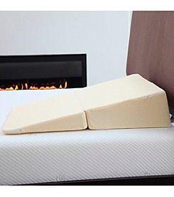 Remedy™ Natural Pedic Folding Wedge Memory Foam Pillow