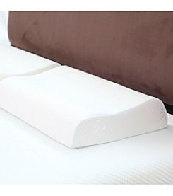 Remedy™ Large Contour Memory Foam Pillow with Cover