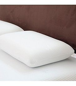 Remedy™ Cooling Gel Memory Foam Pillow with Cover